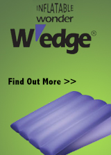 Inflatable Wonder Wedge
